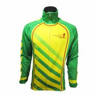 Quality Custom Cycling Sports Clothing Winter Thermal Cycling Jacket To Keep Warm wholesale