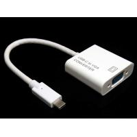 Quality Black white New Design Super Speed USB Tyep C TO VGA,DVI, DP Adapter converter cable wholesale