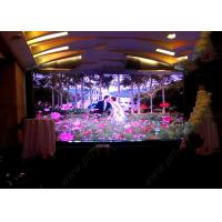 China P3 indoor rental led display SMD led video wall AC220V/50HZ 1200 nit per sqm on sale