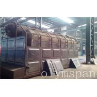 Quality Radiant Heat Heavy Condensing Oil Fired Steam Boiler Efficiency of Alloy Steel wholesale