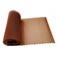 Quality Chain Link Type Lightweight Aluminum Metal Mesh Drapery For Space Divider wholesale