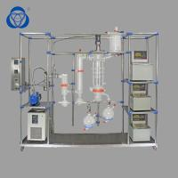 China CBD Extraction Fractional Distillation Kit Comprehensive Innovative Design on sale