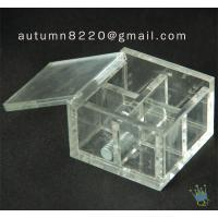 Quality BO (6) acrylic storage box wholesale