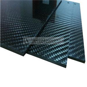 Quality Factory Price plain woven carbon fibre plate sheet wholesale