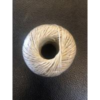 Quality Green PP Split Film Twine Fibrillated Yarn Type / Polypropylene Raffia wholesale