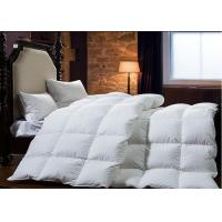 Quality King Size Goose Feather Duck Down Quilt Duvet , Goose Feather And Down Quilt wholesale
