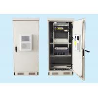 Quality POWER Outdoor Fibre Broadband Cabinet Checker Metal Frame Structure wholesale