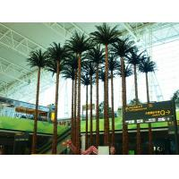 China 2017 Top sale Artificial palm trees manufacturer wholesale high imitated indoor artificial palm tree decoration on sale