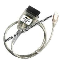 Quality AUDI A4 A5 Q5 Authorization For VAG KM IMMO , Micronas OBD Tool ( CDC32XX ) Cable wholesale