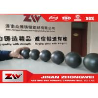 Quality Cast iron and forged Grinding Steel balls , Dia 20-140mm grinding media ball wholesale