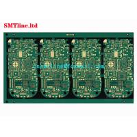 China Professional Multilayer SMD LED PCB Board With Silk - Screen Printed on sale