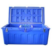 Quality LLDPE Roto Molded Plastic Products Insulated Fishing Boxes Rotomolded Cooler wholesale