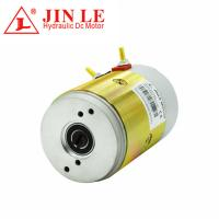 Quality ZD1240 12V 1.6KW Hydraulic DC Motor 114mm O.D For Vehicle Tailgate Lift wholesale