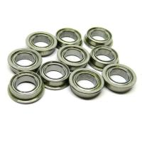 China SMF85ZZ Flanged Bearing 5x8x2.5mm Stainless Steel Shielded Bearings on sale