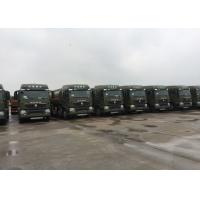 Quality 35 CBM 8X4 LHD Euro 2 336 HP Crude Oil Storage Gasoline Tanker Trucks ISO Approved wholesale