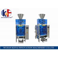 China KEFAI Automatic sachet packaging machine for big volume bagging on sale