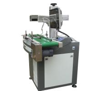Desktop Fiber Laser Marking Machine For Metal Jcz Ezcad Marking Lot Number