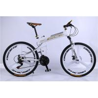 Quality High quality factory price OEM 24 spoke wheel Shimano 21 speed alloy folding hummer mountain bicycle wholesale