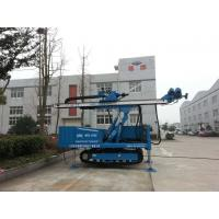Quality Full Hydraulic High Rotary Speed Anchor Drilling Machine 7200 / 10200Nm Torque wholesale