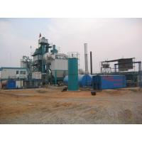 Buy cheap 710m 2 Filtering Area Air Back Flushing Type Bitumen Hot Mix Plant With WAM Screw Conveyor product