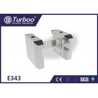 Quality Electric Lock Baffle Turnstyle Automatic Gates 304 Stainless Steel Material wholesale