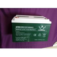 Quality Champion 12v 90ah Deep Cycle Lead Acid Battery Apply To UPS Inverter Application wholesale