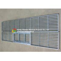 Quality HDB 1800X300 Galvanized House Drain Grating for Sump from Anping Hebei wholesale