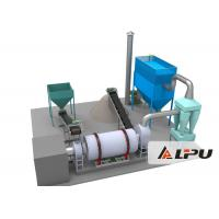 Buy cheap Three Drum Dryer Sand Drying Equipment in Fly Ash Mineral Slag product