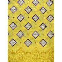 China African lace/embroidery lace fabric/voile lace on sale