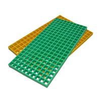 China Drainage Ventilatio Trench Cover Frp Moulded Gratings Slip And Age Resistant on sale