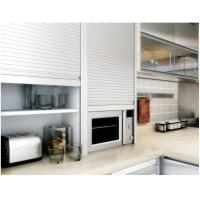 China Kitchen Cabinet Roller Shutter Door Remote Control/Automatic Roll up Garage Door/Rapid on sale