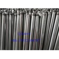 Quality How to do weld Wedge Wire Screen Sieve Tube wholesale