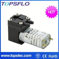 China TOPSFLO dc mini air pump,vacuum/pressure pump,safety,similar to KNF,THOMAS.TM16 on sale