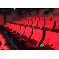 Quality Shock Movie Theater Seats SV CINEMA With 4DM-TMS Central Level Control System wholesale