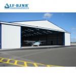 Quality Prefab Modular Aircraft Hangar Aircraft Maintenance Hangar Steel Airplane Hangar for Sale wholesale