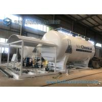 Quality Professional LPG Tank Trailer Skid Station For Refilling LPG To LPG Cylinder wholesale