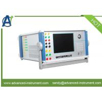 Quality Six Phase Protective Relay Test Equipment Secondary Current Injection Tester wholesale