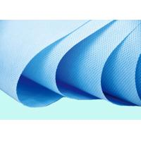 Quality Anti - UV  Blue PP Polypropylene Spunbond Non Woven Carry Bags wholesale
