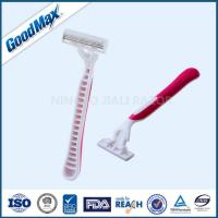 Quality Goodmax Triple Blade Razor For Personal Skincare And Shaving With Fad Certificate wholesale