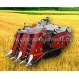 Quality Rice/Wheat Combine Harvester (4LB-145) wholesale