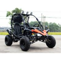 Quality Dual Shock Air Cooled 2 Seater Off Road Go Kart With Belt Drive + Chain Drive wholesale