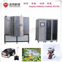 Quality DC and MF Magnetron Sputtering Coating Machine, Deep Black  PVD Coating Solutions wholesale