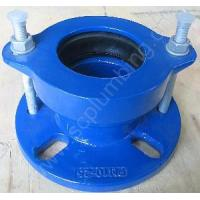 China Ductile Iron Flange Adaptor Couplings on sale