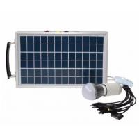 China Reliable  6W Home  Portable Off Grid Solar System Mini Storage With Travel on sale