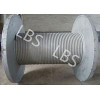 Quality Fast Speed Smooth Drum Winch Wire Rope Winch Drum 10 Ton 20 Ton wholesale