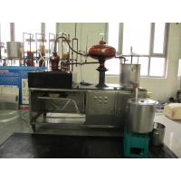 Quality 4′ ′ Copper Still Home Brewery Distiller Equipmentm with Liquid Agitator Motor wholesale