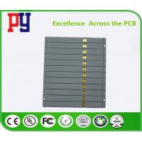 China 5/5 Mil Line Width Fr4 Pcb Material Data Sheet Adapter Plate Thickness 1.6mm on sale