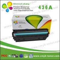 China 436A / 36A Compatible Toner Cartridge Used For HP LaserJet M1120 M1120N  M1522N on sale