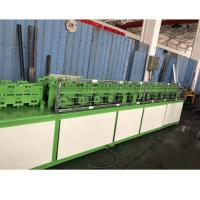 Quality Customized Fly Saw Cutting Shutter Door Roll Forming Machine Shutter Door Series Machine wholesale