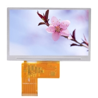 """Quality RGB 40pin Active Area 10.8*21.7mm 4.3"""" TFT LCD Display wholesale"""